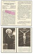P 720. E.Pater WANTEN / Minderbroeder : °KOZEN 1879 / +LANAKEN 1955 - Devotion Images