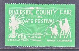 U.S. RIVERSIDE  DATE  FESTIVAL, INDIO, CAL. - United States