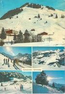 Diemtigtal - Schwenden Grimmialp  (2 Karten)         Ca. 1970 - BE Berne
