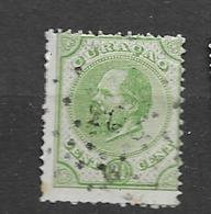 1873 USED Curaçao Gestempeld. - Curaçao, Antilles Neérlandaises, Aruba