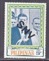 PHILIPPINES  J.F. KENNEDY    ** - Kennedy (John F.)