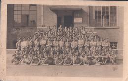 Fotokaart Carte Photo Turnhout ? Kazerne Majoor Blairon ? Soldaat Militair Militaire Soldat - Turnhout