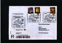 Germany / Deutschland 2010 German Feldpost  Interesting Letter - BRD