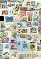 9 KILO TEMBRES Du MONDE MIXTURE Sur Papier Du CHARITE - Stamps