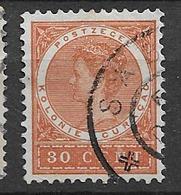 1903 USED Curaçao Gestempeld. - Curacao, Netherlands Antilles, Aruba