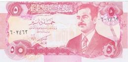 IRAQ 5 DINARS -  NEUF - Iraq