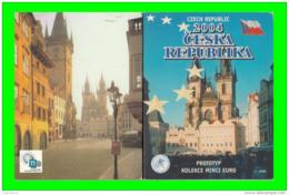 REPUBLIKA CESKÁ AÑO 2004 EUROS PRUEBA - República Checa