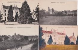 Bs - Lot De 18 Cpa CHATEAUBOURG (Ille Et Vilaine) - Andere Gemeenten