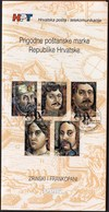 Croatia 1996 / Zrinski I Frankopani / The Zrinskis And The Frankopans / Prospectus, Leaflet, Brochure - Croacia