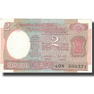 Billet, Inde, 2 Rupees, Undated (1976), KM:79h, SUP - Inde