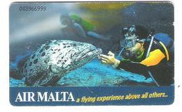 Malta - Malte - Tauchen - Taucher - Diving - Fisch - Fish - Malta