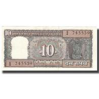 Billet, Inde, 10 Rupees, KM:60a, SUP+ - Inde