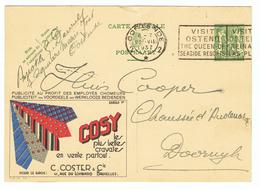Publibel 249 - COSY  (145) - Enteros Postales