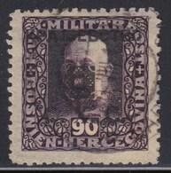 Yugoslavia SHS Issue For Bosnia 1919 Definitive 90H, Perforation 11½, Used (o) Michel 45 B - Usados