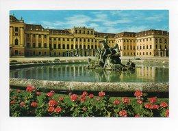 Autriche: Wien, Schloss Schonbrunn, Chateau, Bassin (18-3104) - Château De Schönbrunn