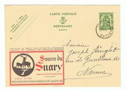 Publibel 268 - SOURCE DU SOUARY  (149) - Enteros Postales