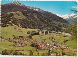 Steinach Am Brenner, 1050 M, Tirol, Austria, 1972 Used Postcard [22015] - Steinach Am Brenner