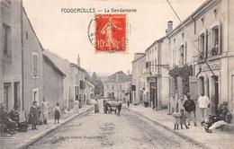 70 -  Fougerolles - La Gendarmerie Animée - France