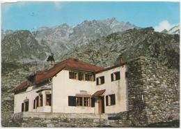 TUBINGERHUTTE (2200 M) Im Garneratal, Montafon, Austria, 1972 Used Postcard [22020] - Austria