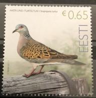 Estonia, 2017, Mi: 882 (MNH) - Climbing Birds