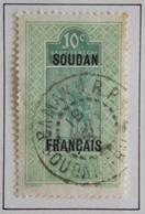 1922 - SOUDAN   Y&T 38 - Belle Oblitération BAMAKO - Soudan (1894-1902)