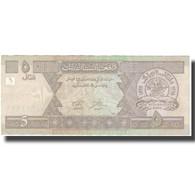 Billet, Afghanistan, 5 Afghanis, 2002, 2002, KM:66a, TTB - Afghanistan