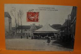 Penvénan - La Place De L'église - Penvénan