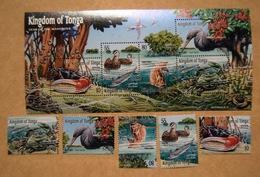 Tonga, YEAR OF THE MANGROVE,  ANNÉE DE LA MANGROVE (lot 207) - Tonga (1970-...)