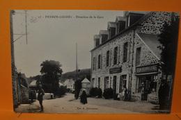 Perros-Guirec -  Direction De La Gare - Plougrescant
