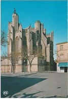 F34-014 CAPESTANG - COLLEGIALE ST ETIENNE - Capestang