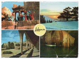 LIBAN/LEBANON - LAND OF SUN AND BEAUTY / MEA AIRLINES PROMO CARD - Libano