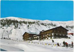 "Hotel ""LAC SALIN-EVEREST"", Livigno, Italy, 1975 Used Postcard [22041] - Sondrio"