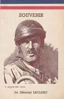 Cpa - SOUVENIR - Le Général LECLERC - Personaggi