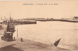 50 - CHERBOURG - L'Avant Port Et Les Jetées. - Cherbourg