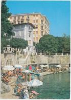 LOVRAN, Croatia, Used Postcard [22048] - Croatia
