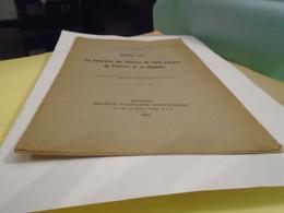 QUELQUES NOTES SUR LA CONFRERIE DES PELERINS  DE SAINT-JACQUES DE POITIERS ET SA CHAPELLE  1932  EMILE GINOT - Poitou-Charentes