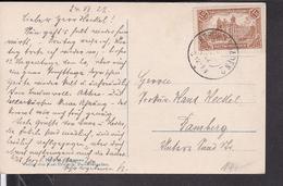 Postkarte Deutsches Reich Stempel Berchtesgaden 1922 - Deutschland
