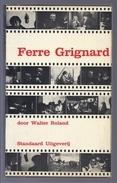 ZELDZAAM En GEZOCHT FERRE GRIGNARD Door WALTER ROLAND 1967 - ZIE BESCHRIJVING - Livres, BD, Revues