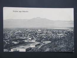 AK SHKODRA Albanien Feldpost 1917 //  D*34752 - Albanien