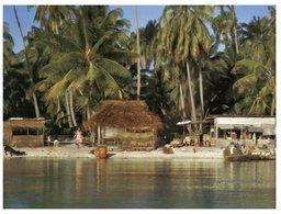 (ORL 051) French Polynesia - Polynesie  - House - French Polynesia