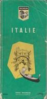 Guide Michelin Italie 1958 - Michelin (guides)