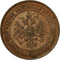 Monnaie, Russie, Alexander II, Kopek, 1874, Ekaterinbourg, TTB+, Cuivre, KM:9.1 - Russia