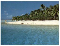 (ORL 051) Tahiti - French Polynesia (with Stamp At Back Of Card) - Tahiti