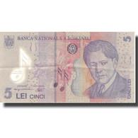 Billet, Roumanie, 5 Lei, 2006, 2006, KM:118b, TTB - Roumanie