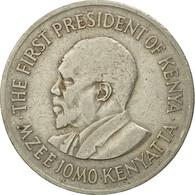 Monnaie, Kenya, Shilling, 1969, TB+, Copper-nickel, KM:14 - Kenya