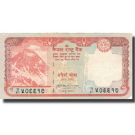 Billet, Népal, 20 Rupees, 2008, 2008, KM:62, TTB - Népal