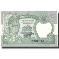 Billet, Népal, 2 Rupees, KM:29b, SUP - Népal