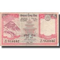 Billet, Népal, 5 Rupees, KM:69, TB - Népal