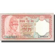 Billet, Népal, 20 Rupees, 2008, 2008, KM:62, TTB+ - Népal