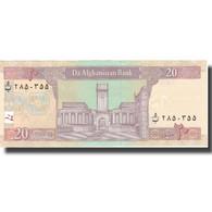 Billet, Afghanistan, 20 Afghanis, 2004, 2004, KM:68b, SUP - Afghanistan
